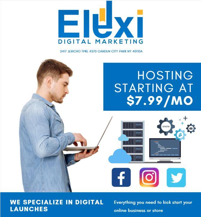 elexi dm web hosting